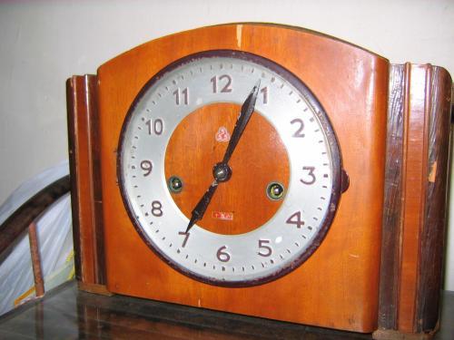 走了半个多世纪的座钟 - 锦园 - 锦园