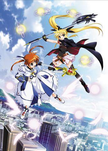《魔法少女奈叶》剧场版2009上映预定 - hikari888 - 光之飘羽ACG天地(影)