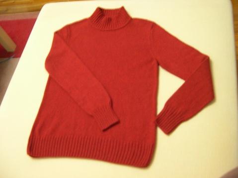 织给妈妈的羊绒衣(正在进行中......12月21已完工) - zxping.1978 - 小小的驿站