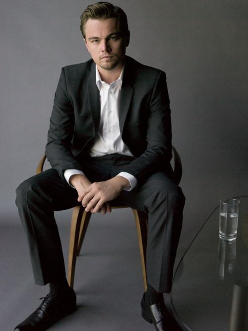 绿巨人——莱昂纳多·迪卡普里奥 - 《时尚先生》 - hiesquire 的博客