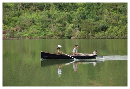 """船长的""""野鸭划艇"""" - lq - LQ的博客"""