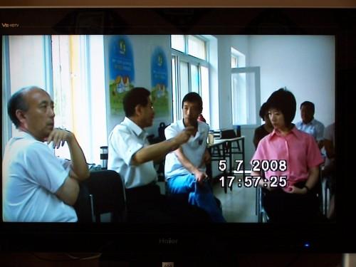 和韵社助社区魅力无限系列报道:京剧知识讲座 - 和合为美 韵味永昌 - 和韵京剧社 的博客