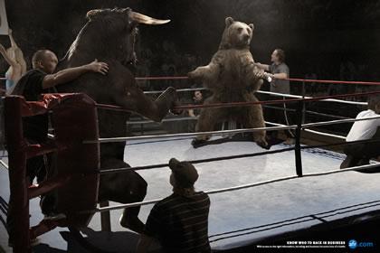 【创意广告】牛一点?还是熊一点? - 798 - 798