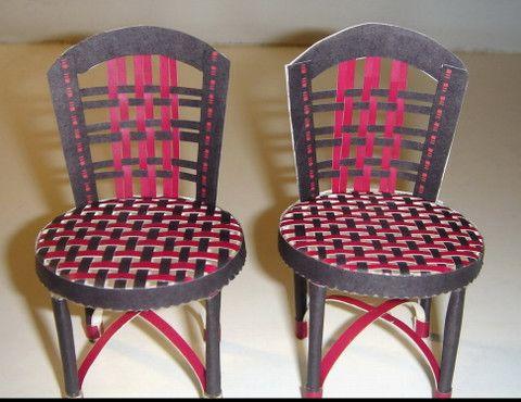纸杯椅子手工制作大全图片