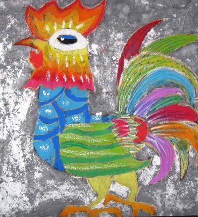 我的学生作品 - 彤馨童画 - 彤馨·童画的博客
