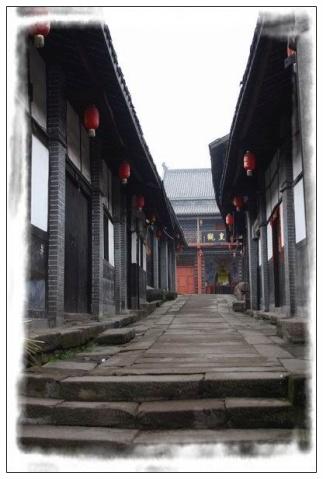松溉(ji)古镇 - 荫子 - 倾听夜色