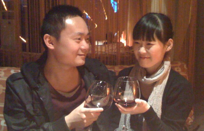 品尝红酒的标准五步骤 - 相逢 - gdxysfzp的博客