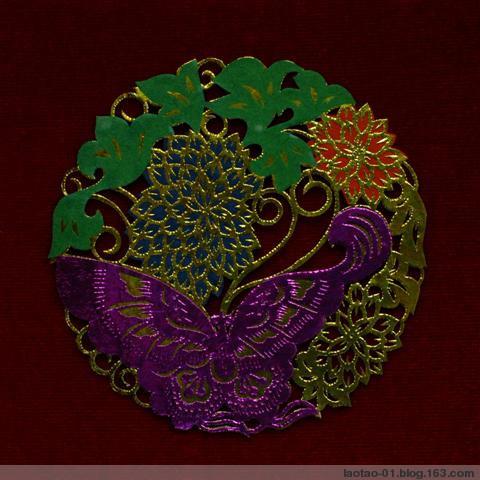 中国民间美术非物质文化遗产52——武汉剪纸 - hubao.an - hubao.an的博客