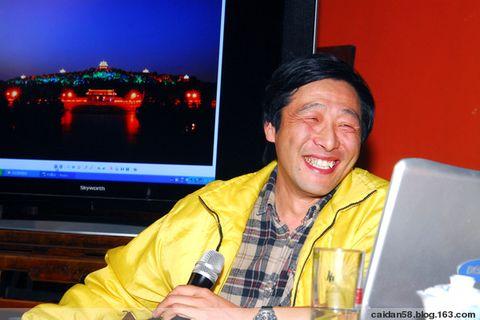 【原创】与大师面对面 - caidan58 - 陆岩的博客