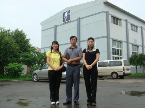 嘉宾来访——记江西生物制品研究所领导来访 - 长城过滤纸板之家 - 沈阳市长城过滤纸板员工之家