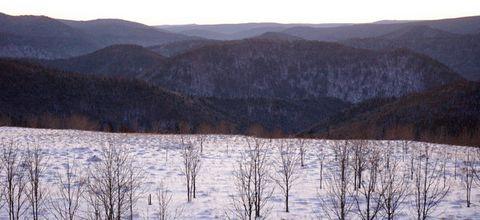 [原创]雪乡掠影(7)-远山的呼唤 - 松江蓑笠翁hitcdw - hitcdw摄影、旅游