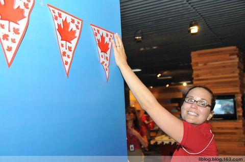 提早到来的冬奥约会-BC展厅加拿大国庆日Party - liblog - Liblog 第九传媒