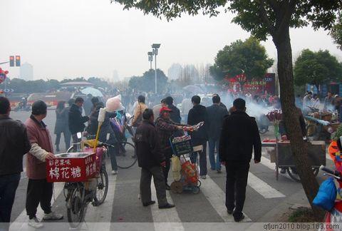 乌烟瘴气的地铁口 - qfjun2010 - qfjun2010的博客