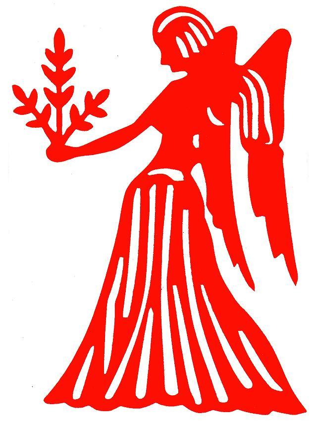 【转载】十二星座(剪纸版) - 幸福花语 - 幸福花语