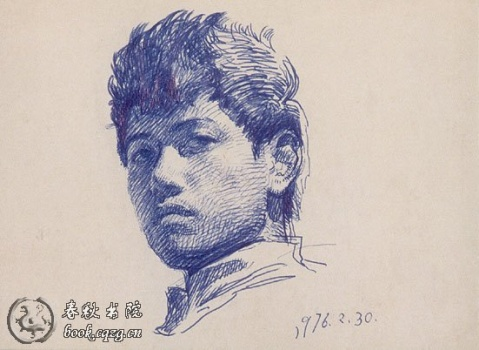 中国当代画家之陈丹青