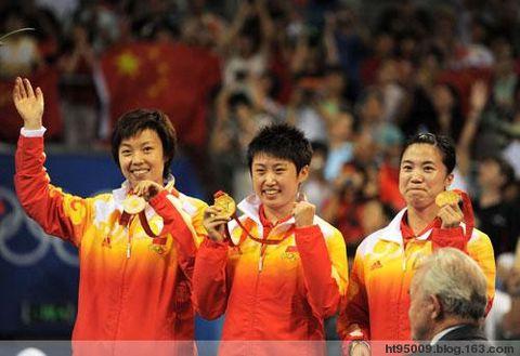 北京奥运会中国金牌集[二] - 蜡烛山 - 蜡烛山的博客