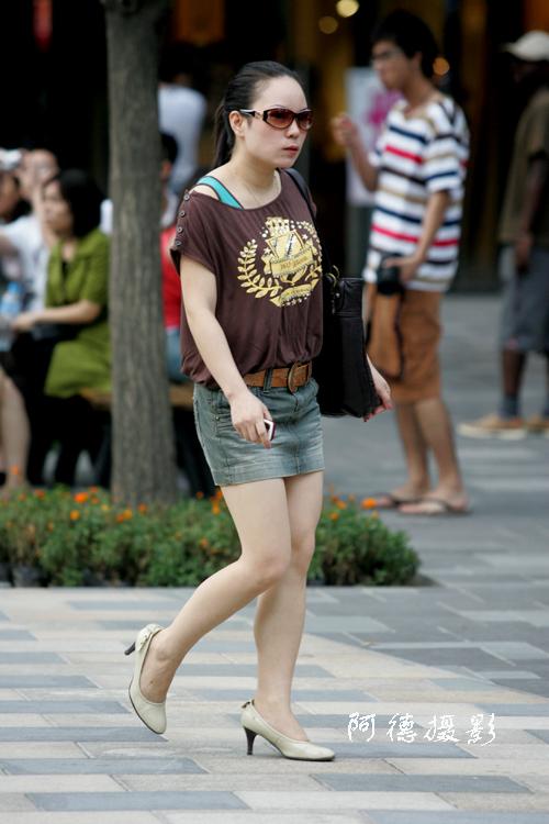 时尚三里屯抓拍篇 - 阿德 - 图说北京(阿德摄影)BLOG