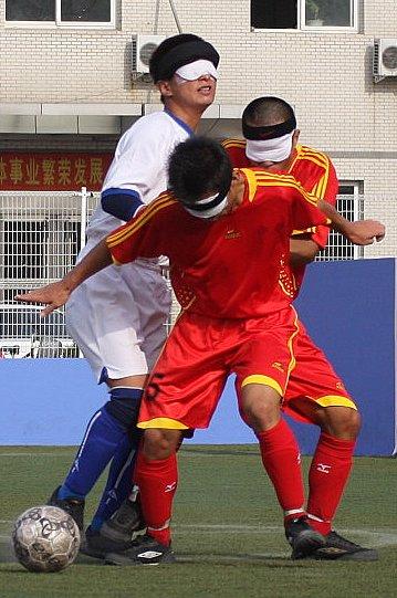全国盲足锦标赛掠影 - xt5999995 - 赵文河的博客