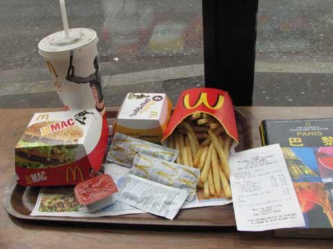麦当劳在中国与在发达国家的区别(图). - 徐铁人 - 徐铁人的博客