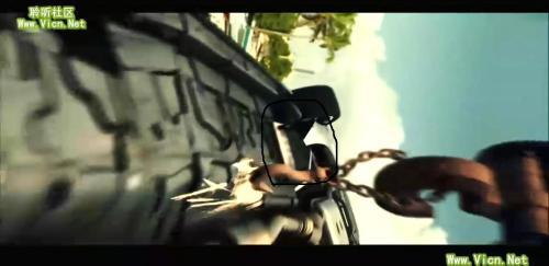 《玩命快递2》中的经典镜头 - sololau - 无知者无畏