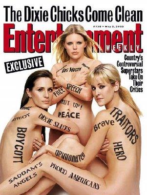 还The Dixie Chicks清白,顺便介绍几个朋友的博客 - null - 娜斯