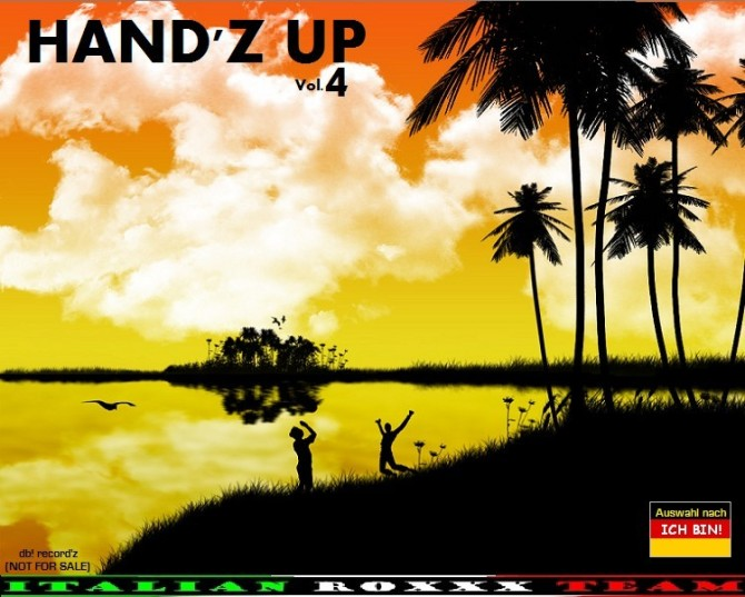 HAND39;Z UP  VOL. (1-6 )ICH BIN  DB - 意大利铁匠 - 分享劲爽节奏--XINBO21