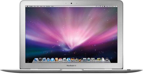 MacBook Air - 冰河 - Chun Tian (binghe)