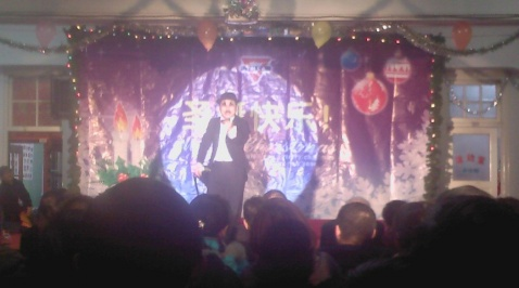 杭州基督教青年会2008年圣诞晚会(二) - 伟伟 - 伟伟的空间