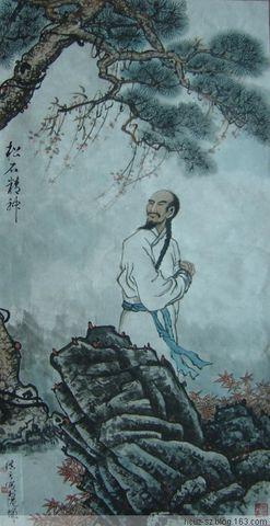 郑板桥的《六十自寿联》及其人、其事 - 合川游子 - 合川游子