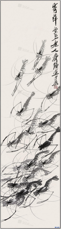 白石老人花鸟鱼虫画精品收集【组图】 - 無為居士 - 無為齋