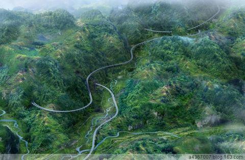 [新闻] 雅西高速双螺旋隧道入选2008湖南十大科技新闻 - 路人@行者 - 路人@行者
