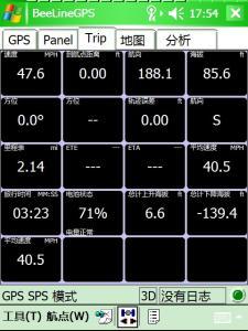 推荐一款专业手持GPS机的模拟软件 (for   Pocket PC) - BD7PA - BD7PAのアマチュア無線の専門誌