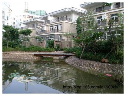 水岸新城——汇翠山庄第六期 - lq - LQ的博客