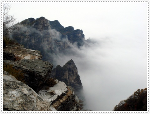 【原创图片】河北涞源之白石山 - 珠峰 - 走南闯北