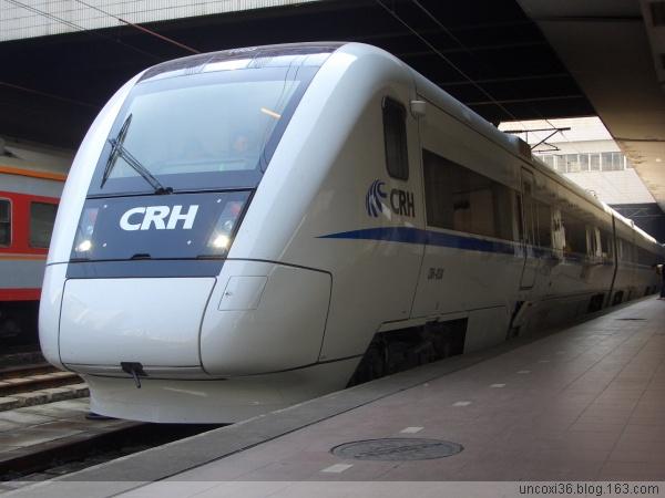 CRH1型电力动车组 - 看更阿伯熙叔 - LJX Workshop