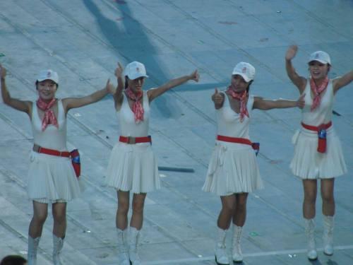 电视看不到的奥运开幕式精彩镜头 - 李光斗 - 李光斗的博客