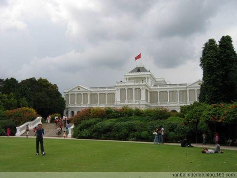 [原创]新加坡总统府开放日参观 - Daberah - 狡兔三窟