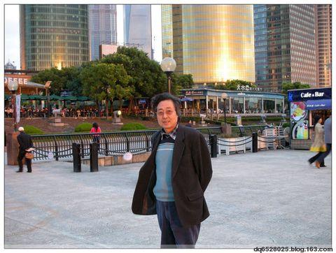 (原创)大诠最近在上海 - 大诠 - 墨 痕 轩 大 诠 书 法 工 作 室
