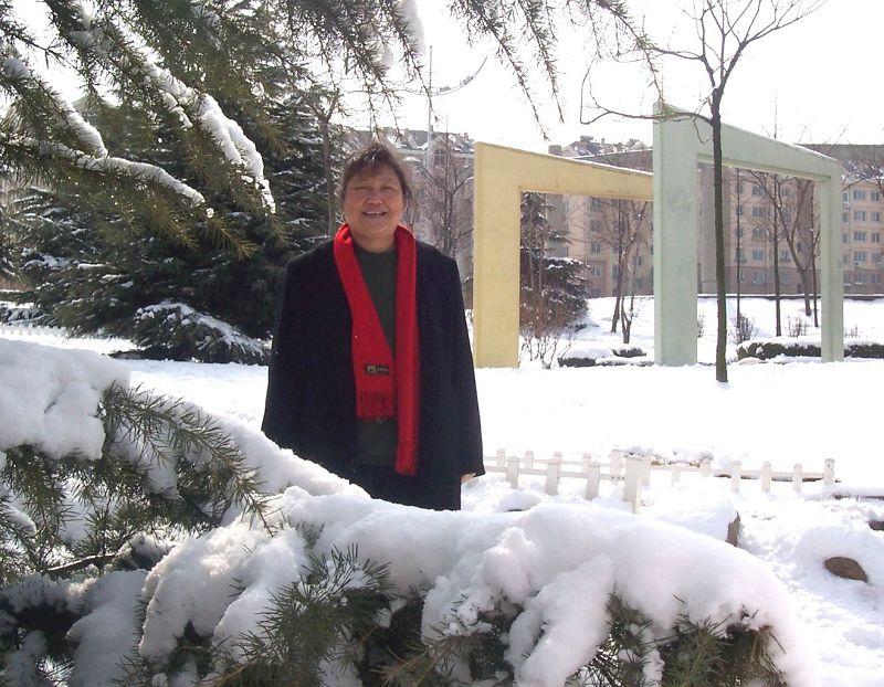 2005年2月那场雪 - qdgcq - 青岛从容