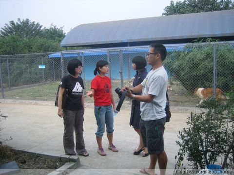 [引用] 亚洲动物基金中国关系总监杨敏女士到中心 - 天地人寰 - 生灵天地
