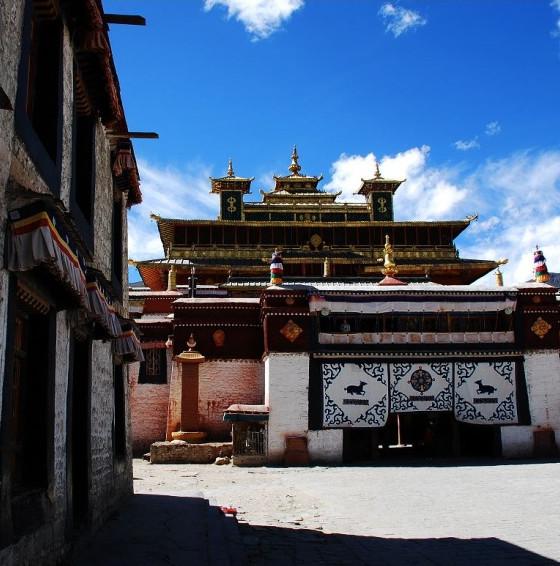 走进西藏 - 九重天 -