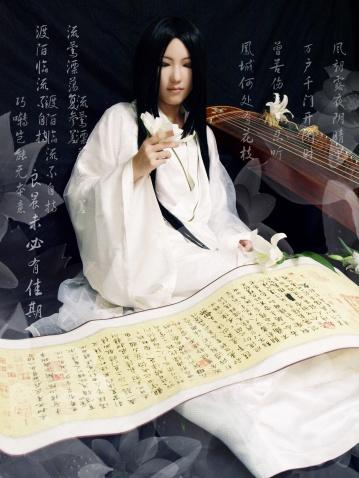 《流莺》赵清持 正式 - 安西千岁 - 千岁之森