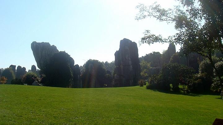 【原创】云南风景之三石林的气魄 - 梦幽幽 - 梦幽幽原创摄影工作室