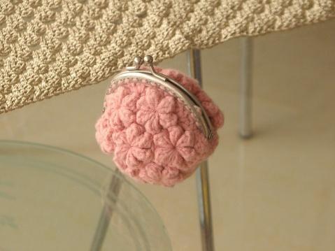 钩织漂亮包包---带图解 - 秀儿 - 秀儿的博客