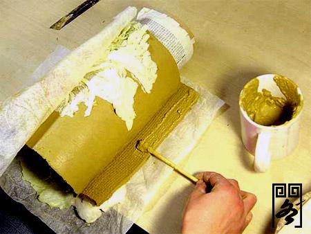 阁子老师:教你用大白菜做陶罐  - 天高.我翔 - 艺术世界