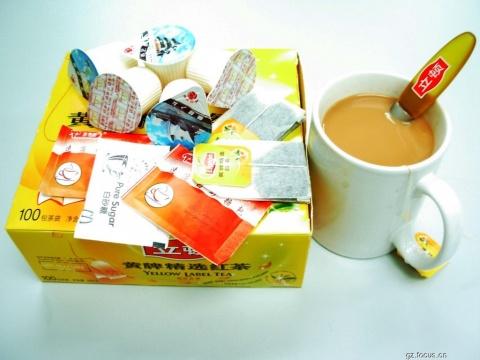 最简单办公室奶茶DIY - casanouva - Liberdade的博客