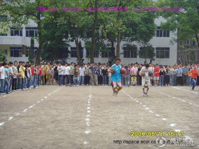 地震前一天,北川中学那一张张笑脸 - aaqq-1232 - 宝君2009