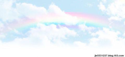 蓝lan天空高挂我de梦图片