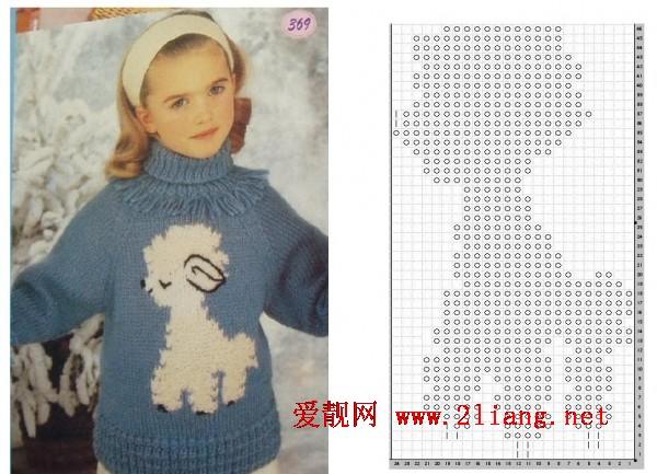 3-6岁儿童毛衣 - 梅兰竹菊 - 梅兰竹菊的博客