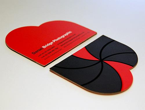 10个最有创意的商务名片设计 - 何泛泛 - 何泛泛|IT独唱团
